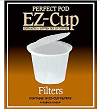 EZ-Cup Filter Papers by Perfect Pod- 3 pack (150 filters)