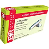 Ammonia Inhalant 33 cc 10 per box