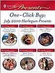 One-Click Buy: July 2010 Harlequin Pr...