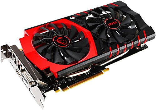 MSI Computer Video Card Graphics Cards GTX 950 GAMING 2G