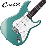 クールZ CoolZ エレキギター STタイプ ZST-M10R OTM ( ZSTM10R ) 【ミディアムスケール】