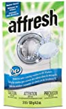 Whirlpool W10135699 Affresh High Efficiency Washer Cleaner, 3-Tablets