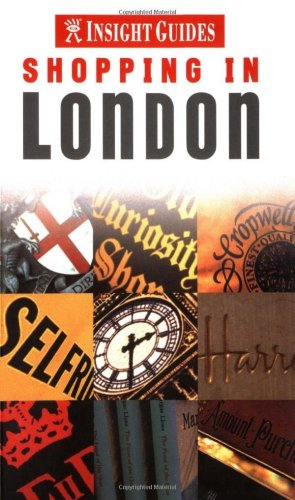 Shopping In London (Insight Shopping Guides)