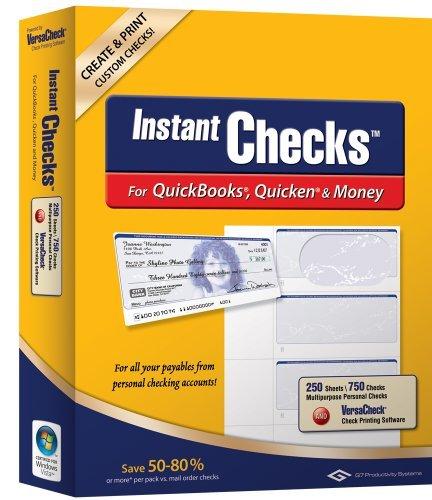 instant-checks-for-quickbooks-quicken-money-form-3001-personal-wallet-blue-prestige-250pk-by-versach