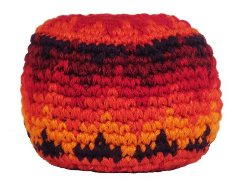 Hacky Sack - Orange Waterfall - 1