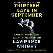 Thirteen Days in September: Carter, Begin, and Sadat at Camp David | [Lawrence Wright]