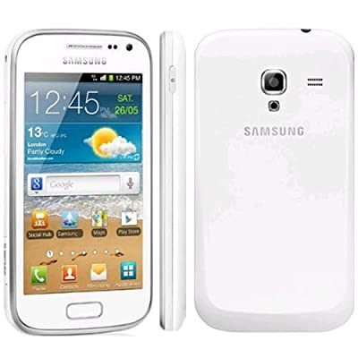 Samsung Galaxy Ace 2 i8160 White Factory Unlocked 4GB 5MP Droid