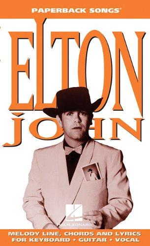 Elton John (Paperback Songs)