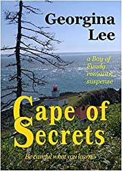 Cape of Secrets (A Bay of Fundy Romantic Suspense Book 1) (English Edition)