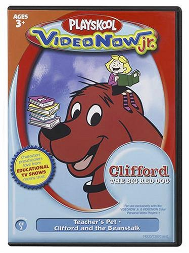 Videonow Jr. Personal Video Disc: Clifford #2 - 1