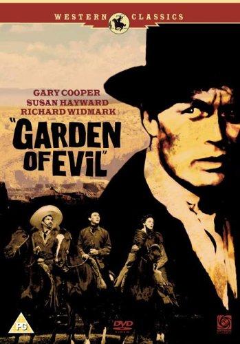 Garden of Evil [DVD] [1954]