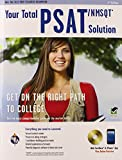img - for PSAT/NMSQT  w/CD: Your Total Solution (SAT PSAT ACT (College Admission) Prep) book / textbook / text book