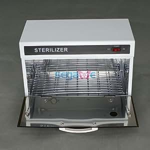 NEW UV Ultraviolet Sterilizer Sanitizer Cabinet Beauty Salon Spa Kit 209