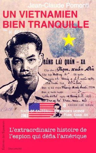 Un Vietnamien bien tranquille