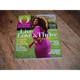 O, the Oprah magazine, May 2011 issue-Live, Love & Thrive All The Way to 95!