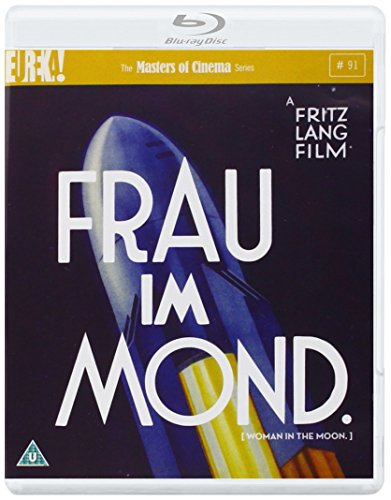 Woman in the Moon ( Frau im Mond. ) (Blu-Ray & DVD Combo) [ NON-USA FORMAT, Blu-Ray, Reg.B Import - United Kingdom ]