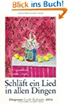 Schl�ft ein Lied in allen Dingen 2014...