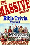 The Massive Book of Bible Trivia, Vol...