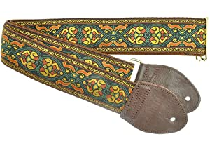 Souldier Custom GS0251NM05WB Acoustic Guitar Strap from Goodship Inc.