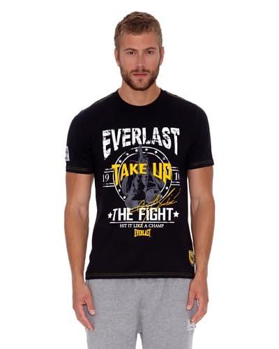 Everlast T-Shirt [Nero/Giallo]