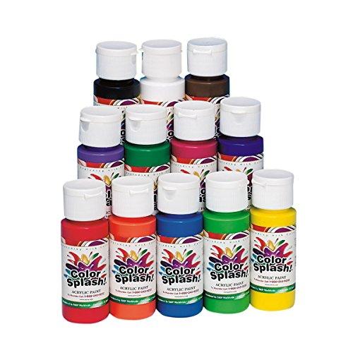 ss-worldwide-2-oz-color-splash-acrylic-paint-set-of-12