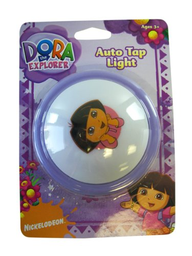 Nickelodeon's Dora the Explorer - Dora Auto Tap Light