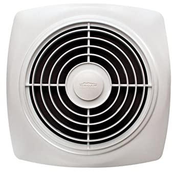 Broan model 505 8 inch vertical discharge utility fan 180 for 7 bathroom exhaust fan