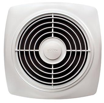 Broan model 505 8 inch vertical discharge utility fan 180 for 7 bathroom exhaust fan