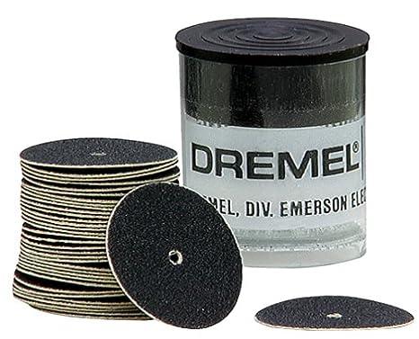 [Amazon.ca]Dremel 412 Sanding Discs, 220 Grit (36-Pack) - $2.99