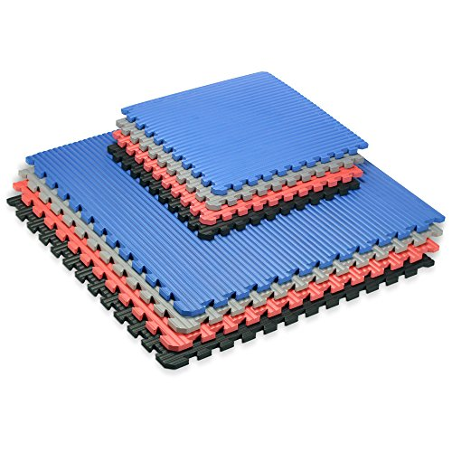 We Sell Mats - Black 240 SQ FT 24
