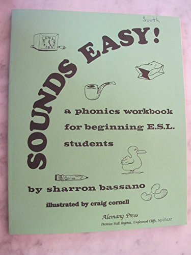 Image for Sounds Easy!: A Phonics Workbook for Beginning E.S.L. Students