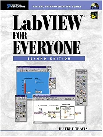 LabVIEW for Everyone (2nd Edition) (National Instruments Virtual Instrumentation)