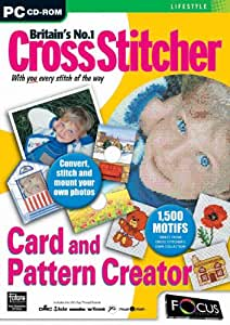 CrossStitcher Card & Pattern Creator