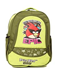 Hijack Angry Bird Polyester School Bag