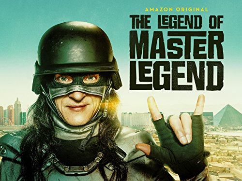 The Legend of Master Legend on Amazon Prime Instant Video UK