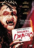 Night of the Demons DVD