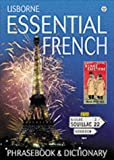 Essential French Phrasebook and Dictionary (Usborne Essential Guides) (0746041691) by Irving, Nicole