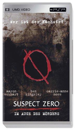 Suspect Zero - Im Auge des Mörders [UMD Universal Media Disc]