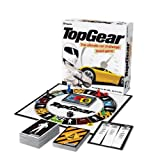 Top Gear The Ultimate Car Challenge Board Game