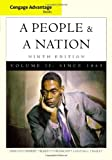 img - for Cengage Advantage Books: A People and a Nation: A History of the United States, Volume II book / textbook / text book