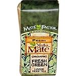 Mate Factor, Organic Yerba Mate, Fres...