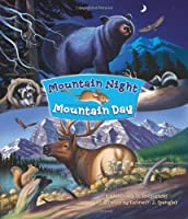 Mountain Night Mountain Day