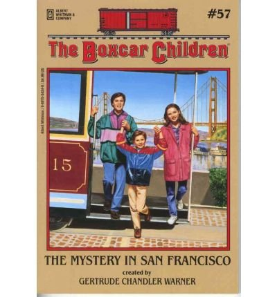 Image for The Mystery in San Francisco (Boxcar Children, No. 57)
