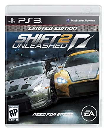Need For Speed: Shift 2, Unleashed (Limited Edition)