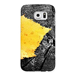 Leaf Lone Back Case Cover for Samsung Galaxy S6