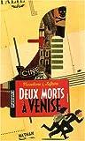 """Afficher """"Les Aventures de la famille Cavendish n° 2 Deux morts à Venise"""""""