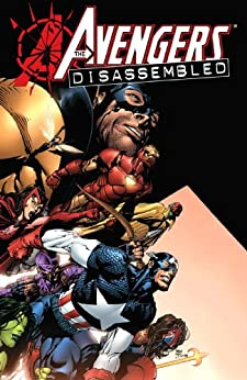 Download book Avengers Disassembled