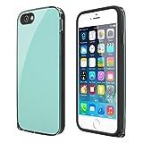 Colorant Case C2 for iPhone 6 4.7inch - Mint - ICカード収納クリアトラベルケース ストラップホール付き - P-7364J - 日本語パッケージ版