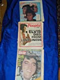Lot Newspapers Elvis Dies Dead 1977 Star People Country Style 4951 Amazon.com