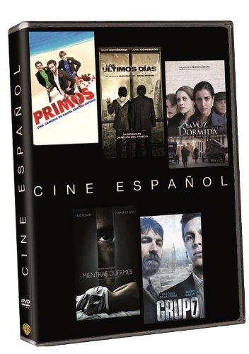 Pack: Los Últimos Días + La Voz Dormida + Mientras Duermes + Primos + Grupo 7 [DVD]